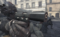 Russian Commando aiming Five Seven Survival Mode MW3.png