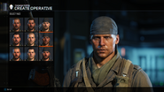 Male Face 6 BO3