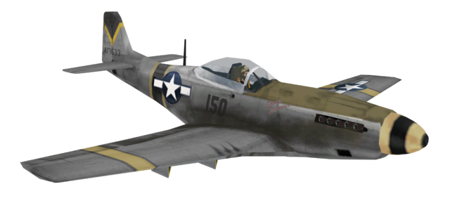 File:P-51 Mustang model WaW.png