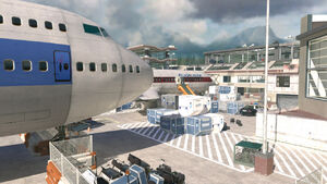 Bare Load Screen Terminal MW2