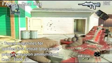 Black Ops FAMAS Assault Rifle - All Attachments Weapon Guide Series