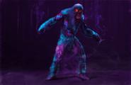 Sasquatch RaveConceptArt RaveInTheRedwoods Zombies IW