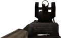 Commando Iron Sights BOZ