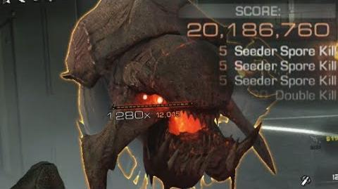 Mayday Chaos Mode 20,000,000 World Record - Extinction CoD Ghosts Gameplay