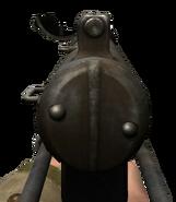 M3 Grease Gun Iron Sights CoD2