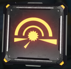 Cacophony cyber core icon BO3
