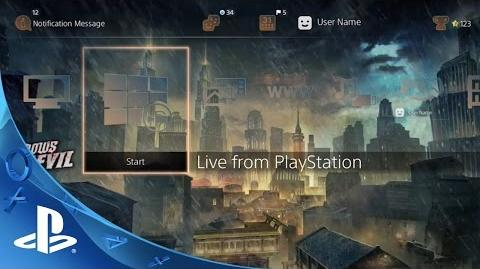 Call of Duty Black Ops III – Morg City Zombies Theme Preview PS4