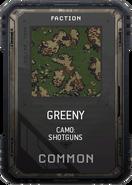 Greeny Camo Supply Drop Card MWR