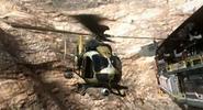 Eurocopter EC-635 front view CODG