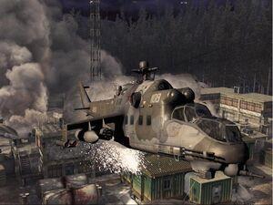 Mi-24 MW