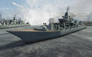 Slava-class Cruiser MW3