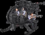 MH-6 Little Bird No Russian MW2