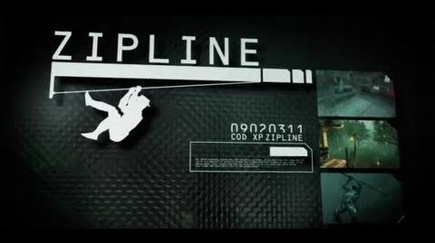 Call of Duty XP - Zipline Safety