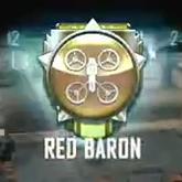 Red Baron Medal BOII