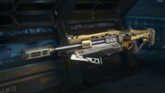 Gorgon Gunsmith Model Gold Camouflage BO3