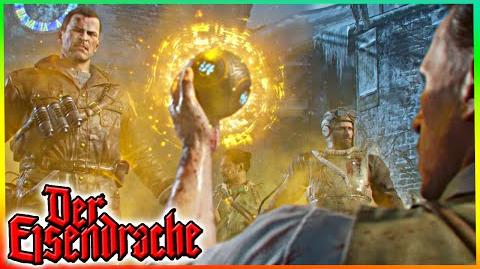 """DER EISENDRACHE"" EASTER EGG FULL TUTORIAL - ""MY BROTHER'S KEEPER"" Black Ops 3 Zombies Easter Egg"