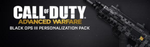 Black Ops III Personalization Pack Header AW