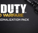 Black Ops III Personalization Pack