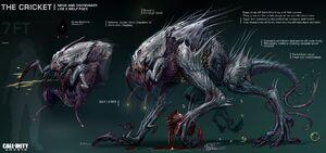 Aliens Concept Art Extinction CoDG
