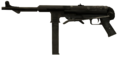 MP40 Third Person WaW