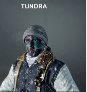 Tundra Face Paint BO