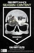 Black Ice ELITE Poster