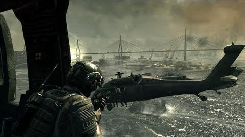 Call of Duty Modern Warfare 3 - Campaign - Goalpost