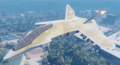 Lightning Strike friendly plane BO3.png