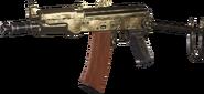 AK-74u Gold MWR
