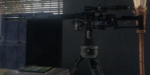 Remote Sniper side view CoDG