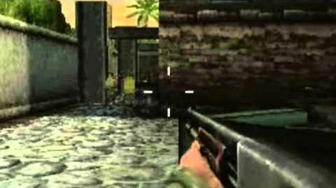 Call of Duty Black Ops NDS - The Recovery Job 1 2