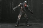 Sasquatch ConceptArt RaveInTheRedwoods Zombies IW
