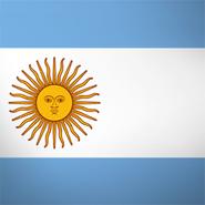 Argentina Emblem IW
