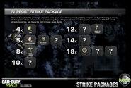 Cod back strike-packages