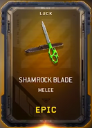 Shamrock Blade Supply Drop MWR
