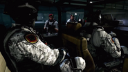 Federation shoulder patches CODG