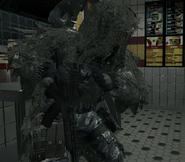 Ghilie Suit sniper Arkaden MW3