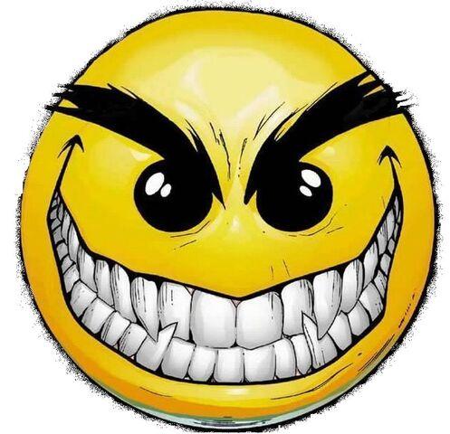 File:Evil smiley face.jpg