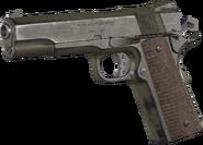 M1911 .45 O.D. Green MWR