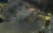 Destroyed Ural 4320 MW2