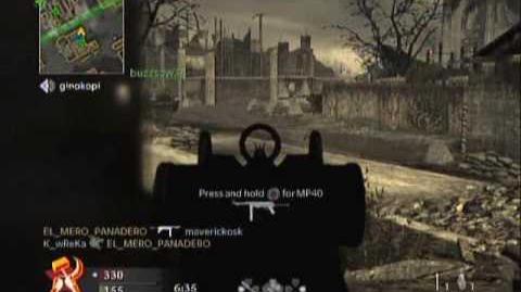 Call of Duty World at War Gameplay M1 Garand