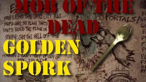 Zombies Tips and Tricks Golden Spork