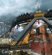 Cargo Loading Screen BO2