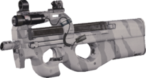 P90 Winter Tiger MWR