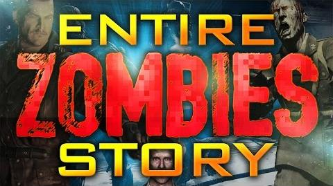 Zombies (Treyarch)/Story