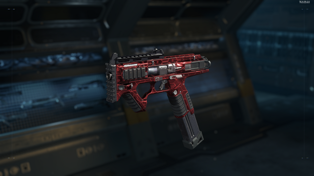 File:L-CAR 9 Gunsmith Model Red Hex Camouflage BO3.png