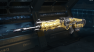 Sheiva Gunsmith Model Gold Camouflage BO3