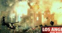 Los Angeles under siege BOII