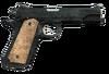M1911 3rd person MW2
