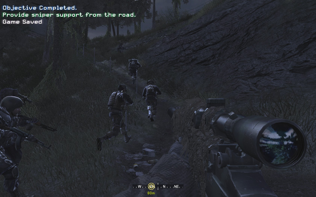 File:Proceeding uphill with Loyalists and SAS Blackout CoD4.png